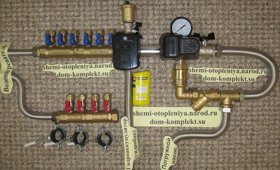 Гибкая подводка для воды - Системы автономного горячего и холодного водоснабжения дома своими руками